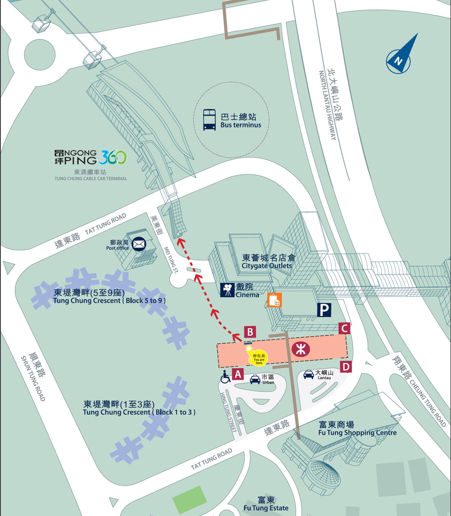 Kwai Chung Plaza Car Park